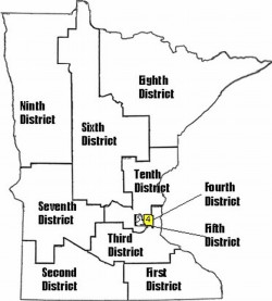 10th District Map